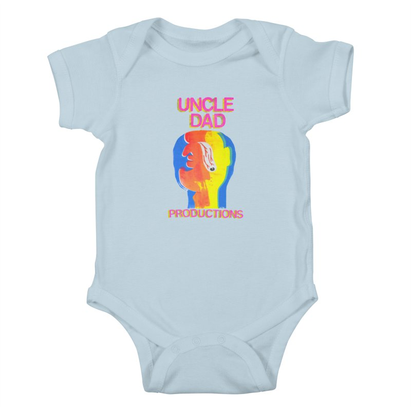 Buggin' Out Kids Baby Bodysuit by UNCLE DAD PRODUCTIONS