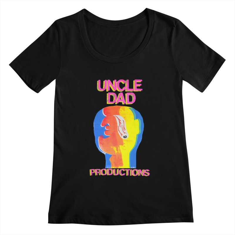 Buggin' Out Women's Scoopneck by UNCLE DAD PRODUCTIONS