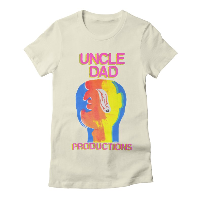 Buggin' Out Women's Fitted T-Shirt by UNCLE DAD PRODUCTIONS