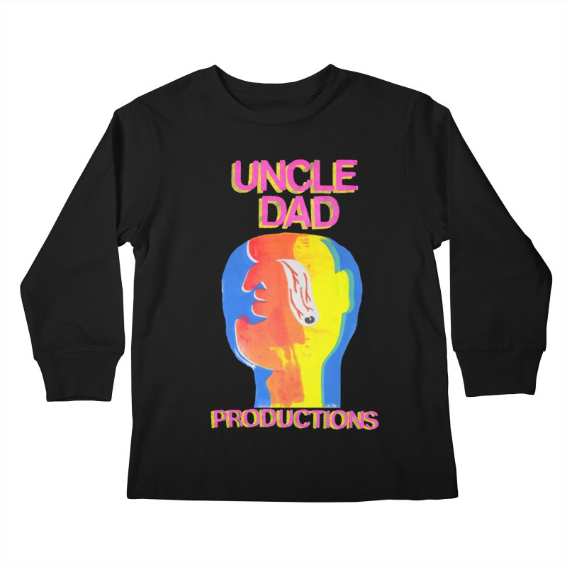 Buggin' Out Kids Longsleeve T-Shirt by UNCLE DAD PRODUCTIONS