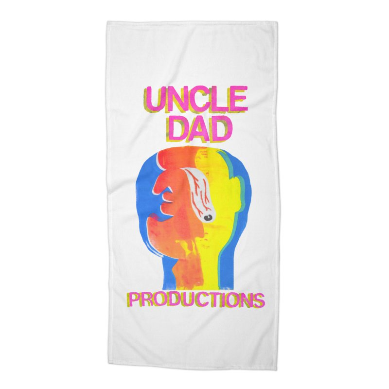 Buggin' Out Accessories Beach Towel by UNCLE DAD PRODUCTIONS