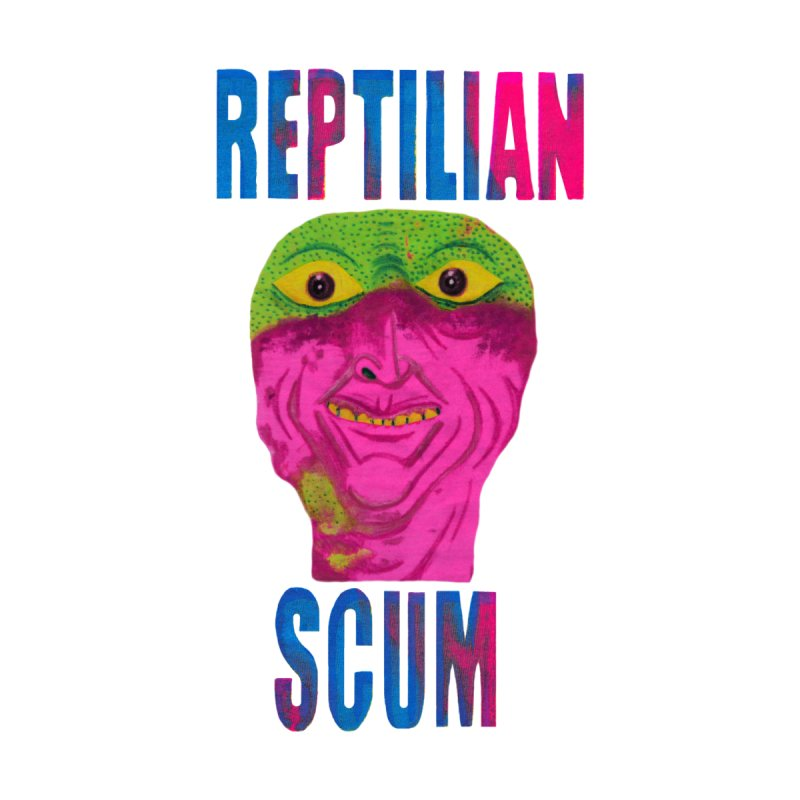 Reptilian George Bush None  by UNCLE DAD PRODUCTIONS