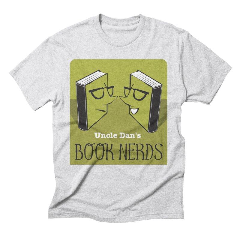 Book Nerds Men's T-Shirt by Uncle Dan's Stuff
