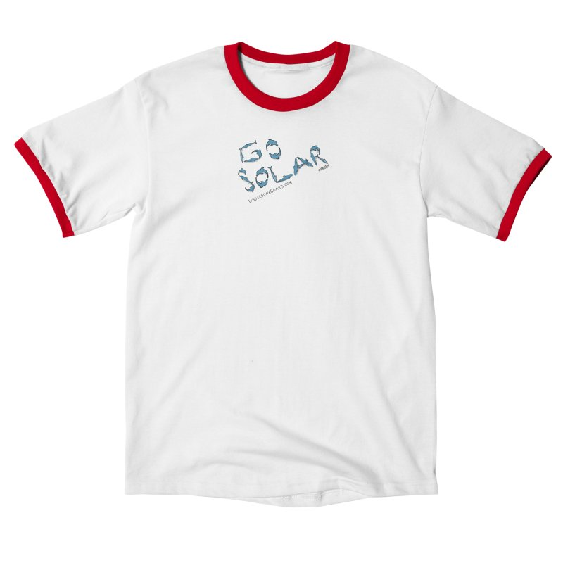 Go Solar Women's T-Shirt by The Underdone Comics Shop