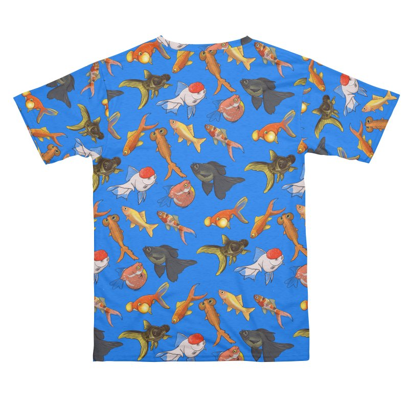 Some Fancy Goldfish Men's Cut & Sew by The Underdone Comics Shop