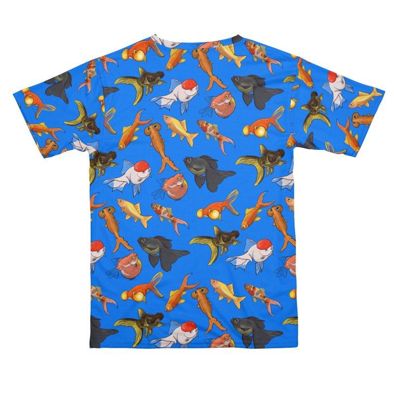 Some Fancy Goldfish Men's Cut & Sew by The Underdone Comics Shop