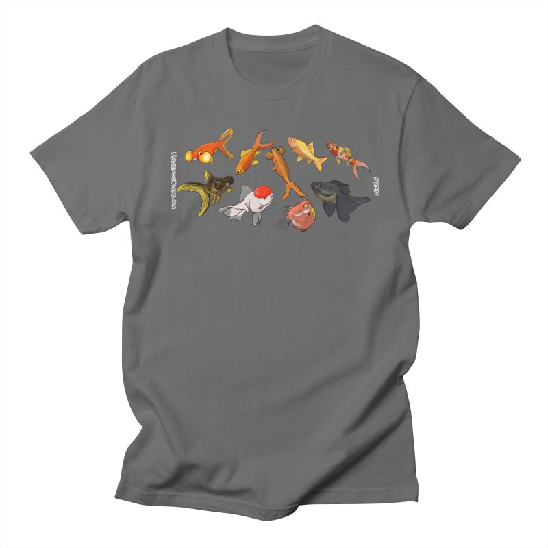 Some Fancy Goldfish Men's T-Shirt by The Underdone Comics Shop