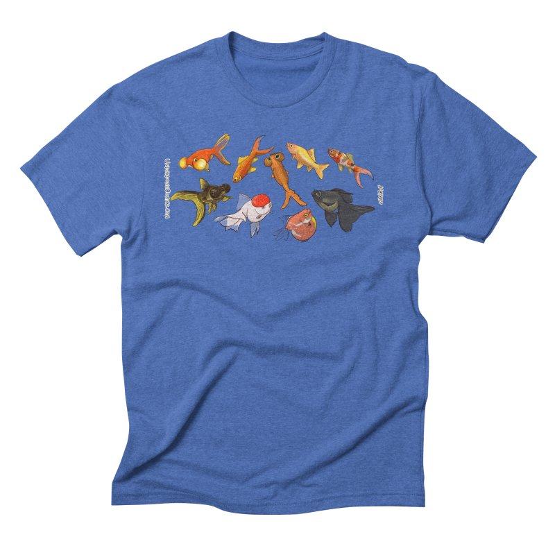 Some Fancy Goldfish Men's T-Shirt by The Underdone Comics Shop