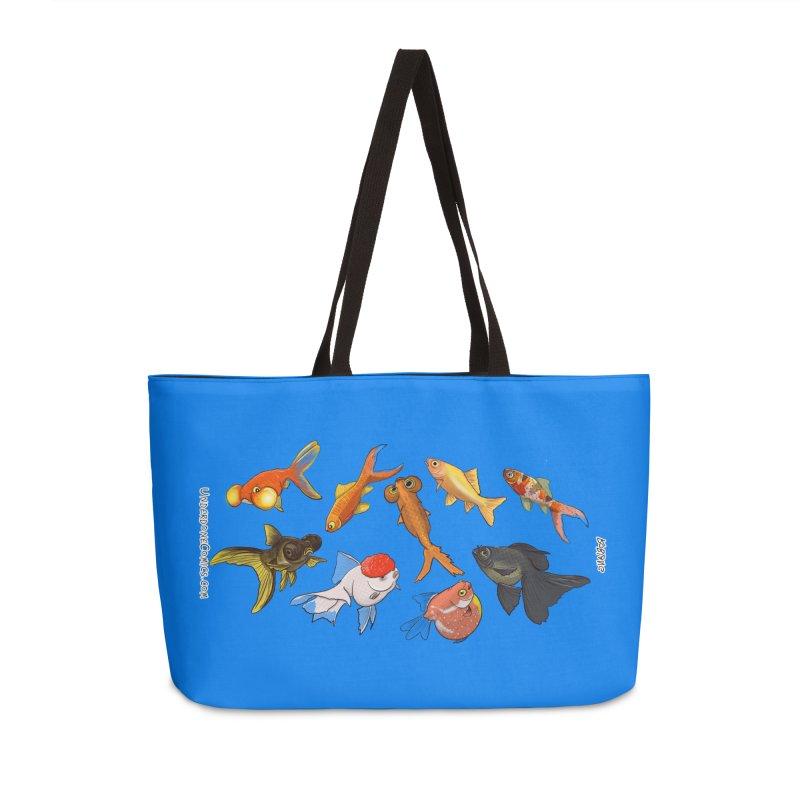 Some Fancy Goldfish Accessories Bag by The Underdone Comics Shop