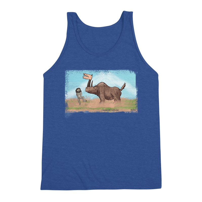 Woolly Rhino's Got Your Pants! Men's Tank by The Underdone Comics Shop