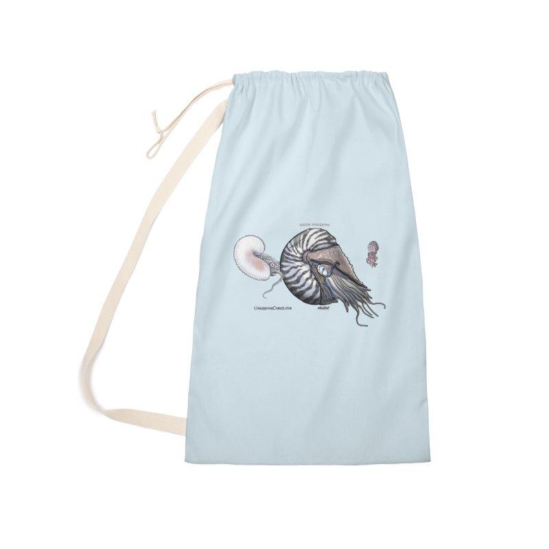 Nautilus and Argonaut Love Triangle Accessories Bag by The Underdone Comics Shop