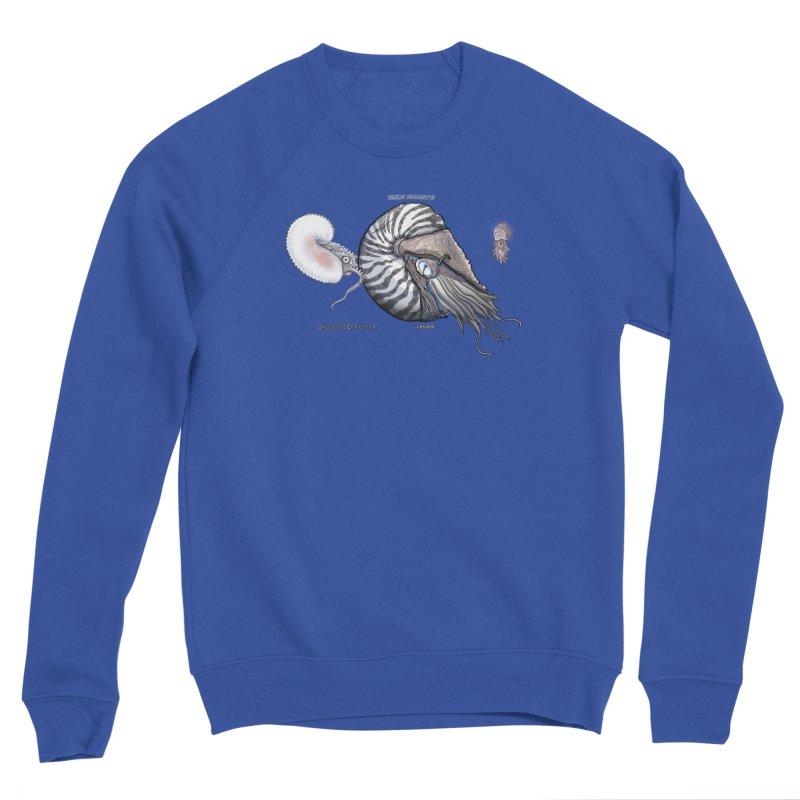 Nautilus and Argonaut Love Triangle Women's Sweatshirt by The Underdone Comics Shop