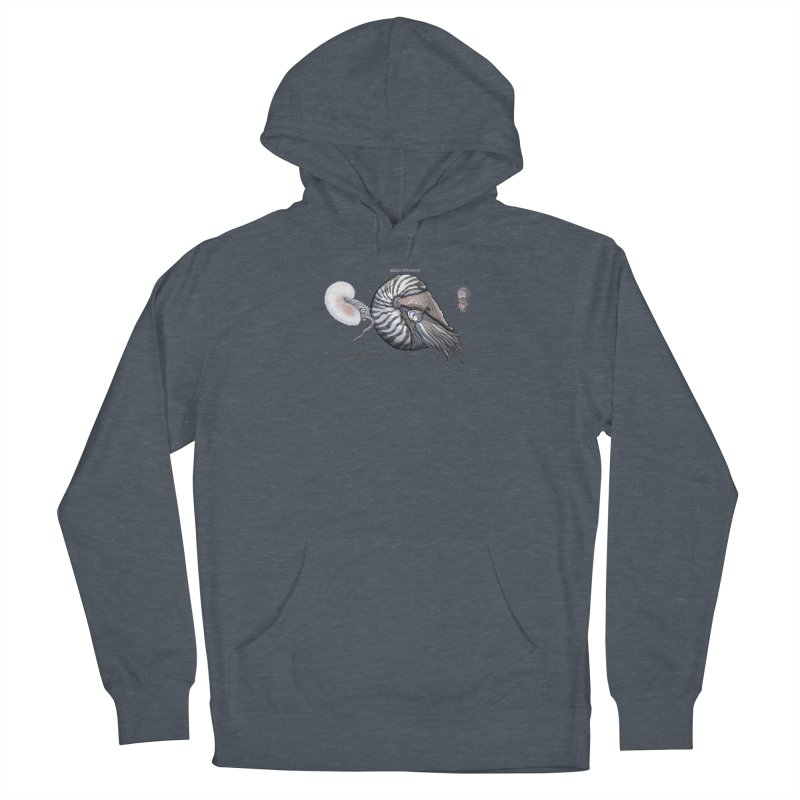 Nautilus and Argonaut Love Triangle Women's Pullover Hoody by The Underdone Comics Shop