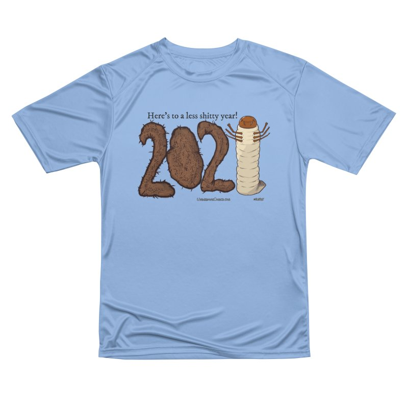 Here's to a Less Shitty Year in 2021! Women's T-Shirt by The Underdone Comics Shop