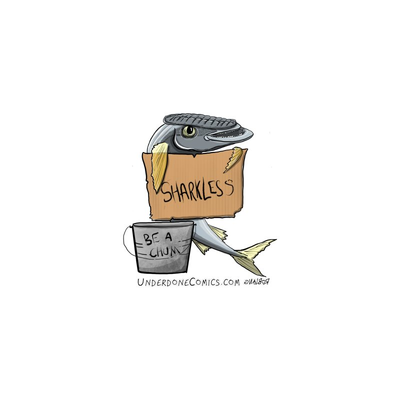 Sharkless Remora Kids Baby Zip-Up Hoody by The Underdone Comics Shop