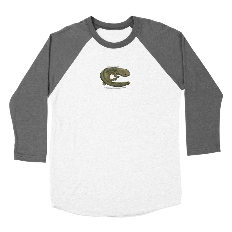 Get Hellbent with the Hellbender Women's Longsleeve T-Shirt by The Underdone Comics Shop