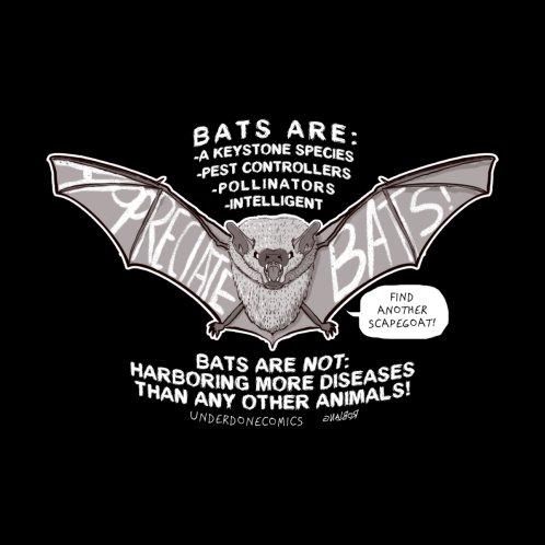 Design for Appreciate Bats!