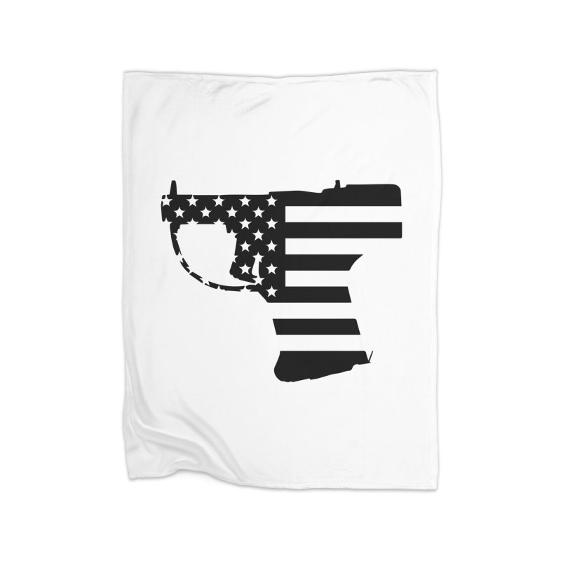 Liberator Home Blanket by undergrounddesigns's Artist Shop