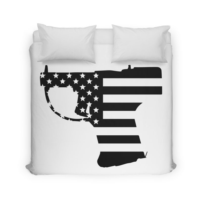 Liberator Home Duvet by undergrounddesigns's Artist Shop