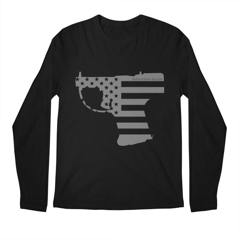Liberator Men's Longsleeve T-Shirt by undergrounddesigns's Artist Shop