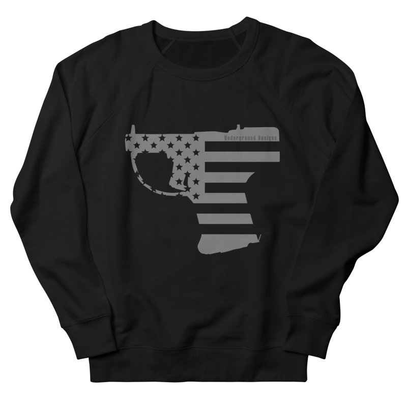 Liberator Men's Sweatshirt by undergrounddesigns's Artist Shop