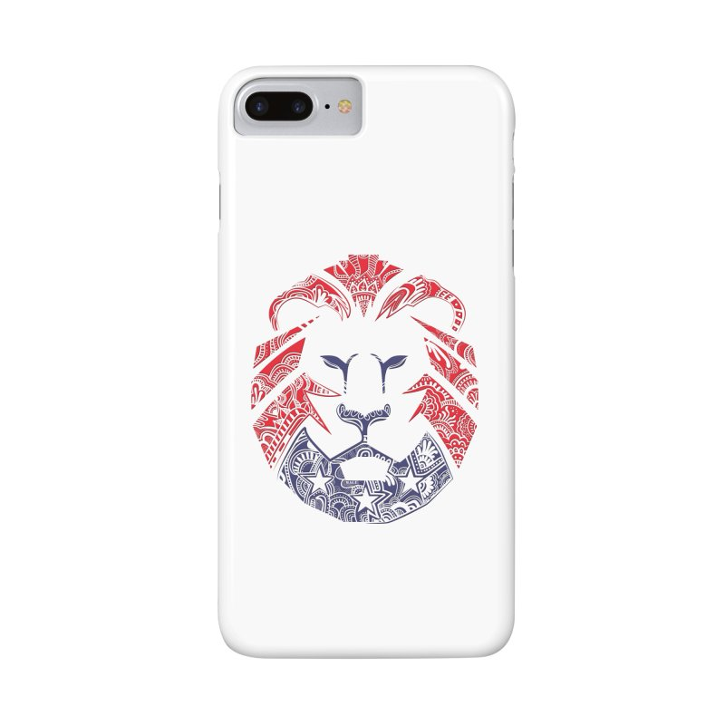 Lion Accessories Phone Case by undergrounddesigns's Artist Shop
