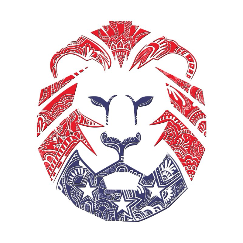 Lion None  by undergrounddesigns's Artist Shop