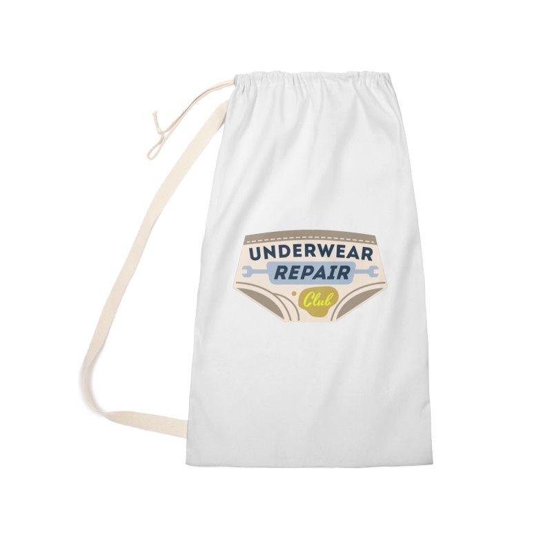 Underwear Repair Club Logo Accessories Bag by Underwear Repair Club Shop