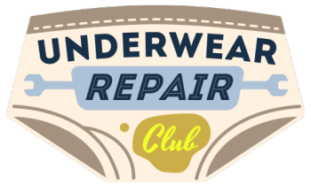 Underwear Repair Club Shop Logo