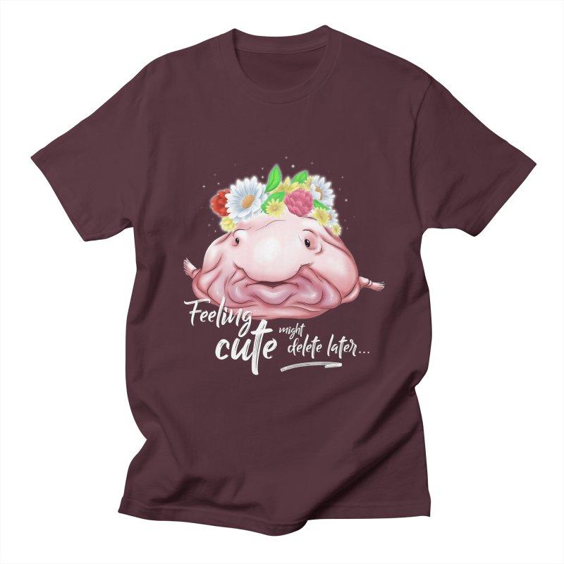 Feeling Cute Men's T-Shirt by UnearthlyMike's Artist Shop