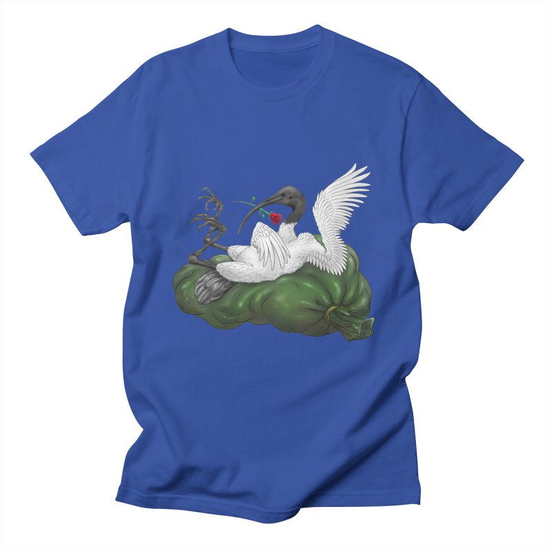 Bin Chicken Men's T-Shirt by UnearthlyMike's Artist Shop