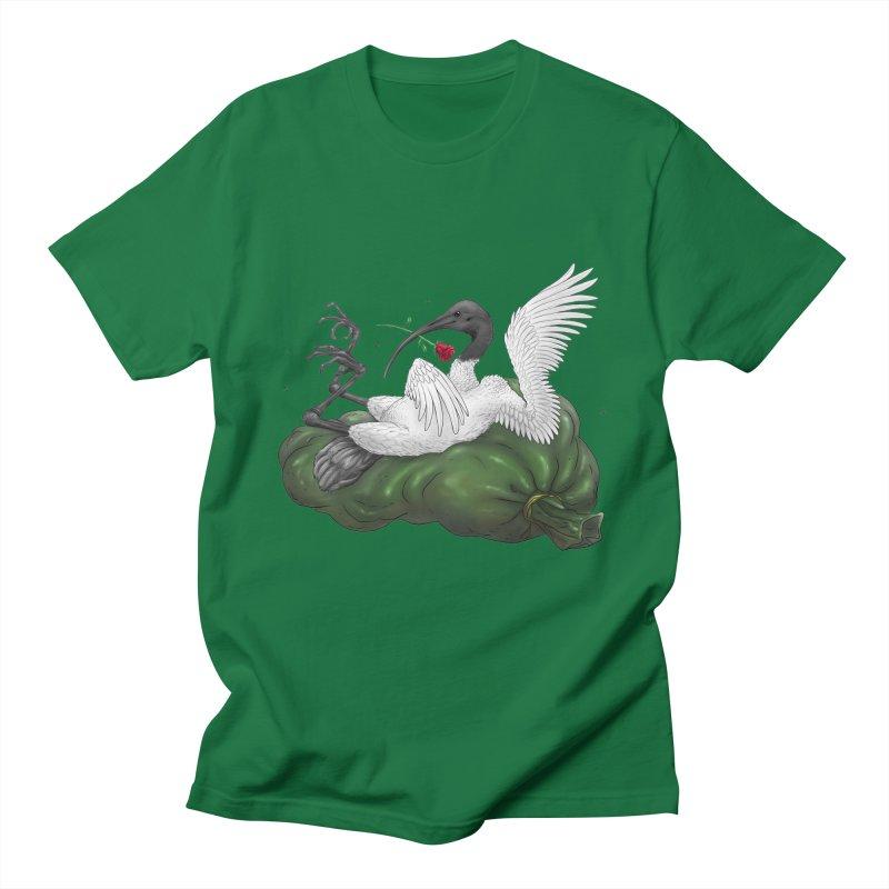 Bin Chicken Women's T-Shirt by UnearthlyMike's Artist Shop