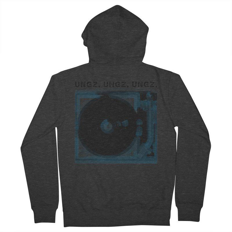 UNGZ UNGZ UNGZ Men's Zip-Up Hoody by ungz's Artist Shop