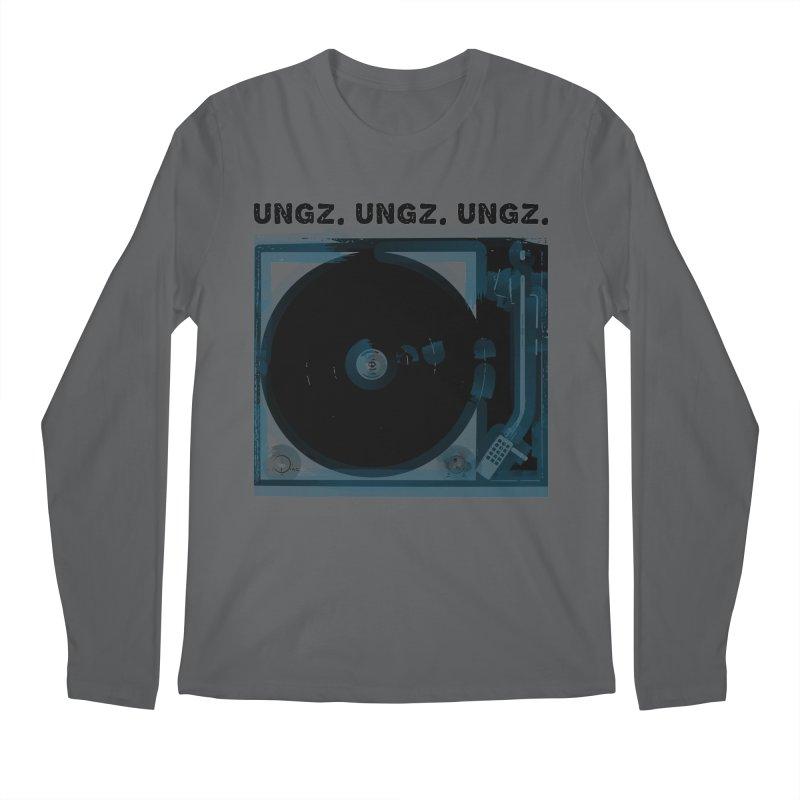 UNGZ UNGZ UNGZ Men's Longsleeve T-Shirt by ungz's Artist Shop