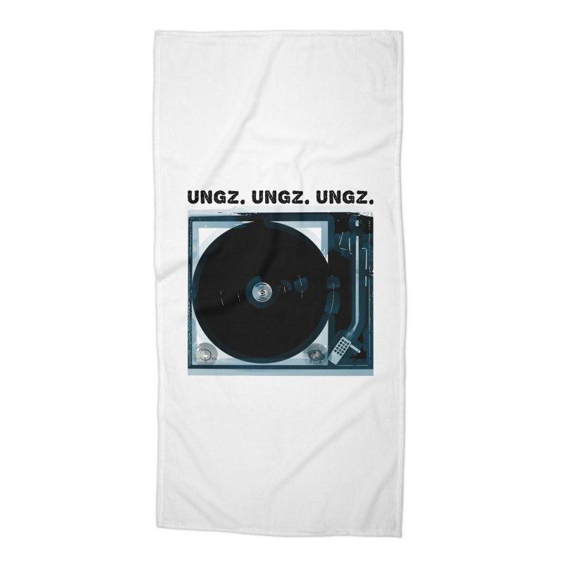 UNGZ UNGZ UNGZ Accessories Beach Towel by ungz's Artist Shop