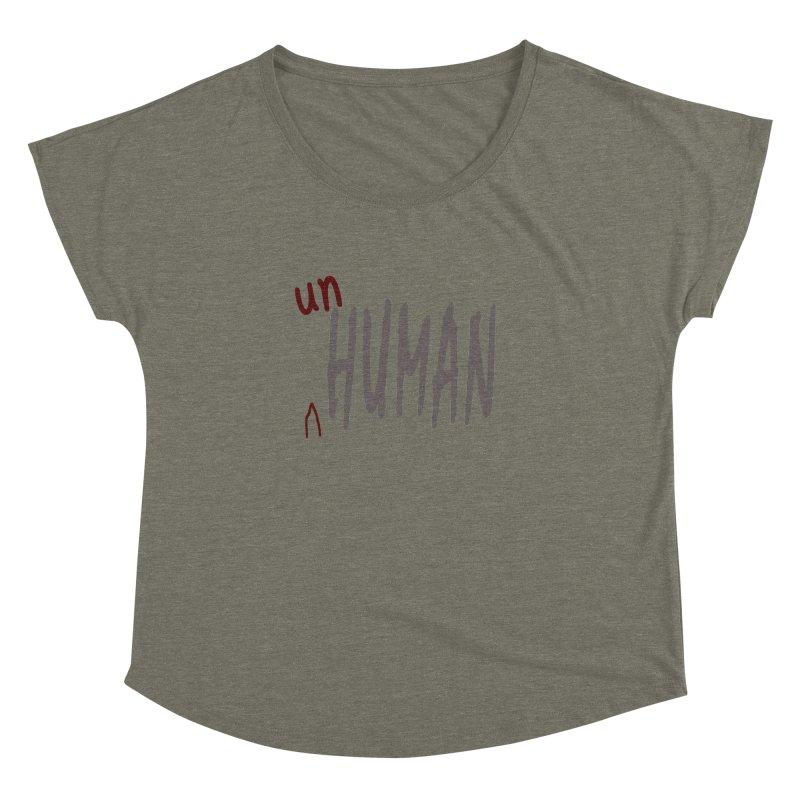 Unhuman Women's Dolman by Unhuman Design