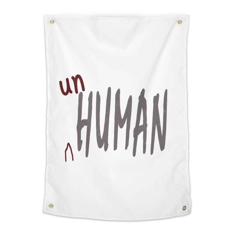 Unhuman Home Tapestry by Unhuman Design