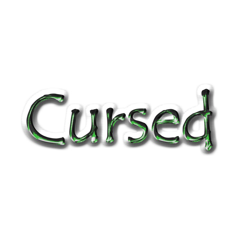 Cursed Accessories Mug by Unhuman Design