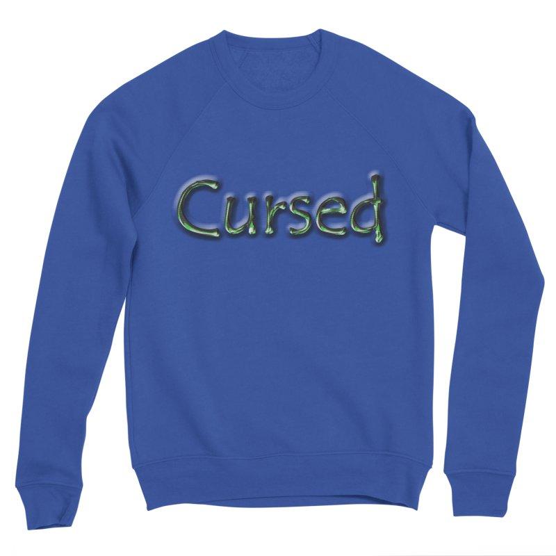 Cursed Women's Sponge Fleece Sweatshirt by Unhuman Design