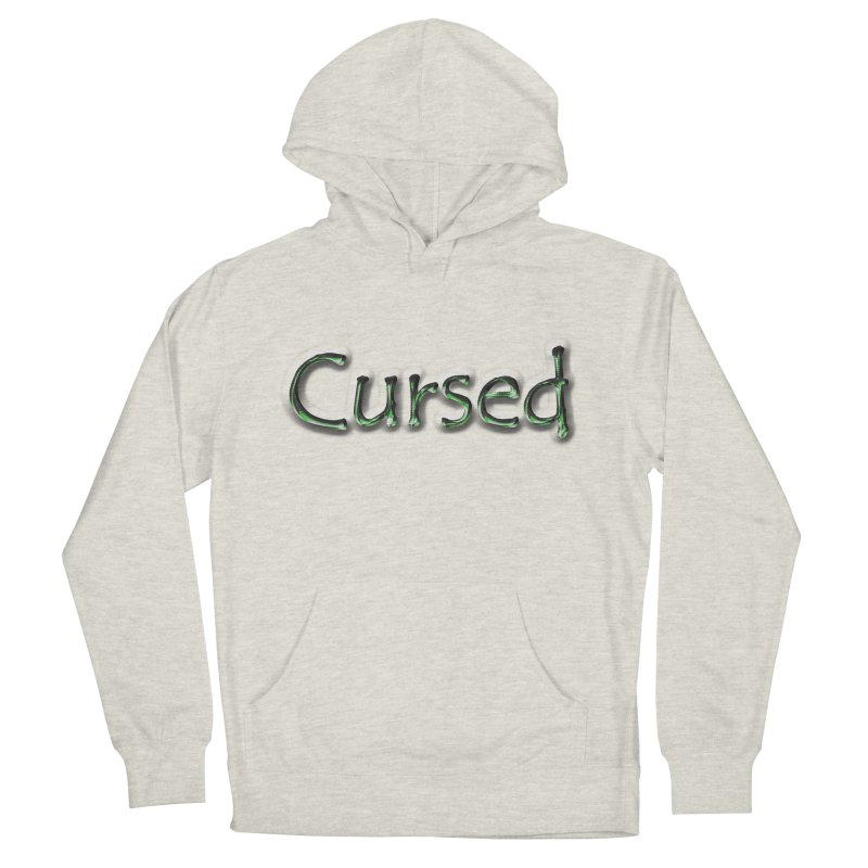 Cursed Men's Pullover Hoody by Unhuman Design
