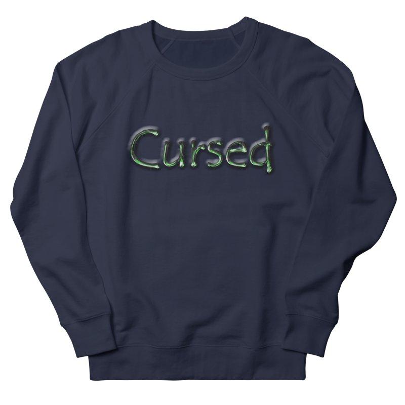 Cursed Men's Sweatshirt by Unhuman Design