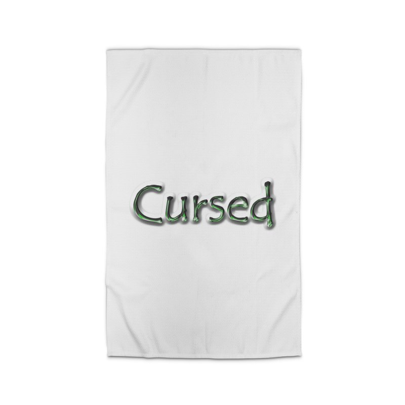 Cursed Home Rug by Unhuman Design