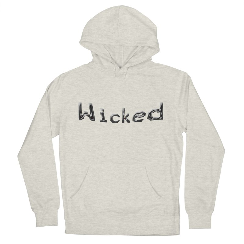 Wicked Women's Pullover Hoody by Unhuman Design