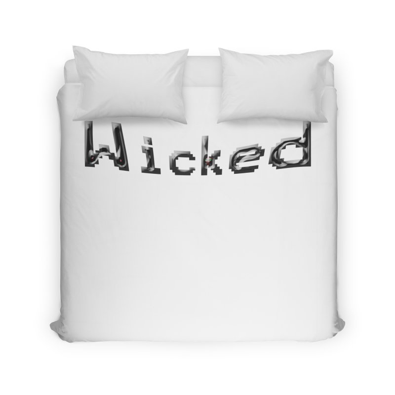 Wicked Home Duvet by Unhuman Design