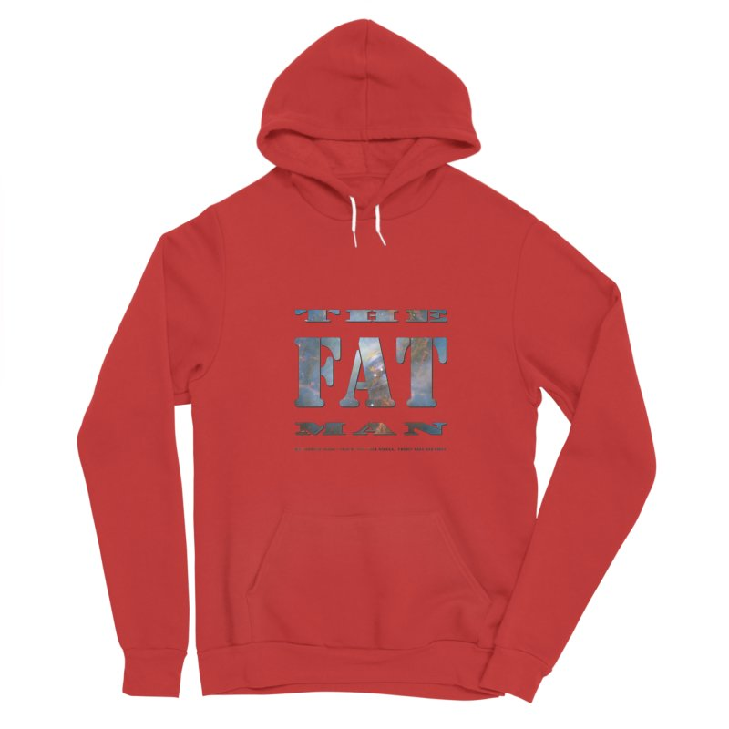 The Fat Man Women's Pullover Hoody by Unhuman Design