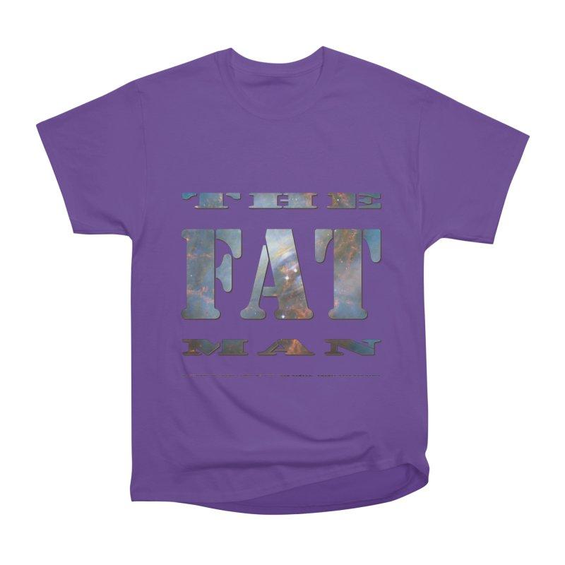 The Fat Man Men's Classic T-Shirt by Unhuman Design