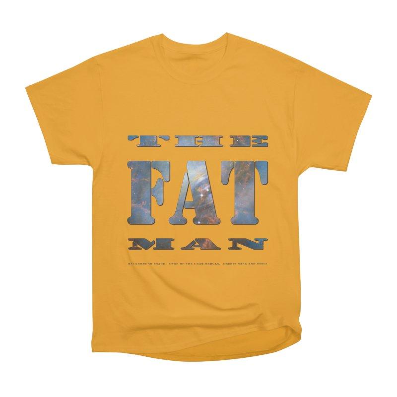 The Fat Man Women's Classic Unisex T-Shirt by Unhuman Design