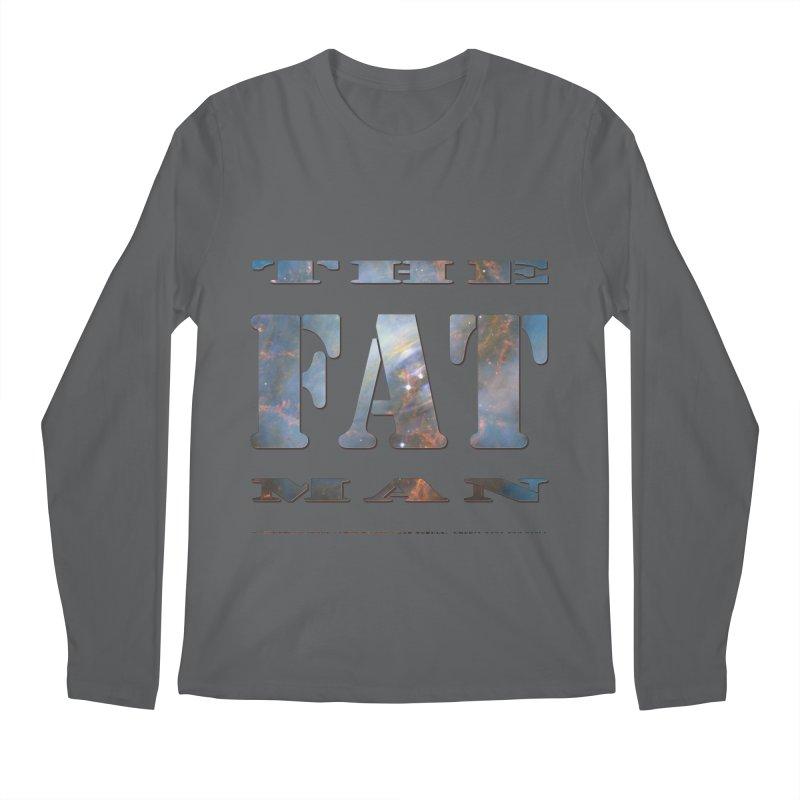 The Fat Man Men's Longsleeve T-Shirt by Unhuman Design