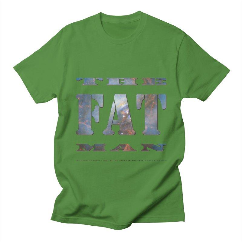 The Fat Man Women's Unisex T-Shirt by Unhuman Design