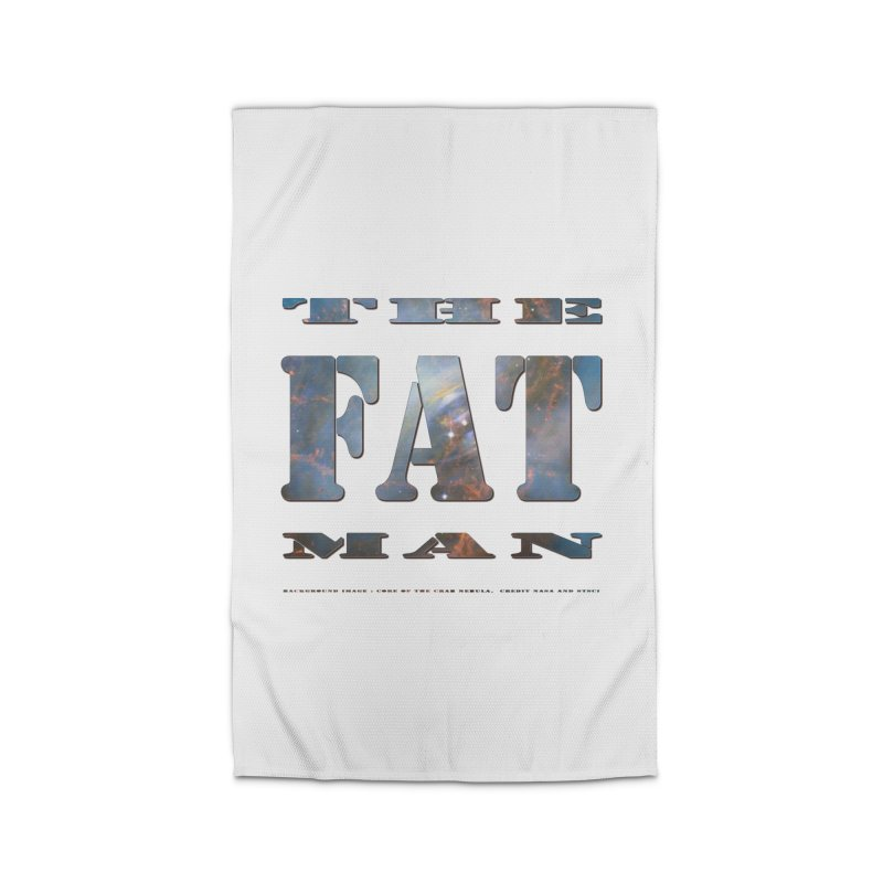 The Fat Man Home Rug by Unhuman Design